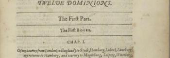 <em>An Itinerary</em> (1617)