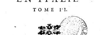 <em>Voyages du Père Labat</em> (1730)