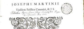 <em>Theatrum Basilicae pisanae</em> (1705)