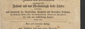 <em>Keysslers Neueste Reisen</em> (1740)