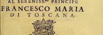 <em>Memorie Istoriche della Citta di Pisa</em> (1682)