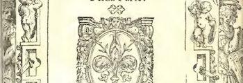 <em>Le vite de' più eccellenti pittori, scultori e architettori</em> (1568)