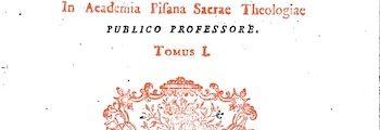 <em>Ecclesiae pisanae historia</em> (1768)