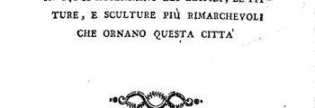 <em>Descrizione della città di Pisa</em> (1792)