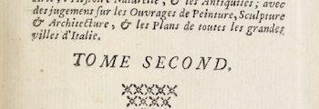 <em>Voyage d'un Francais en Italie</em> (1765/1769)