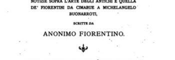 Anonimo Magliabechiano (c. 1540/1550)