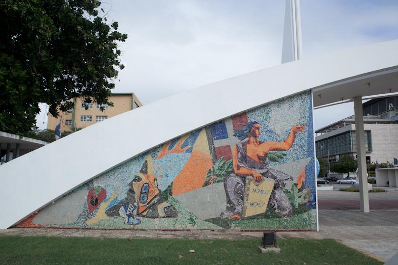 Centro de los Héroes